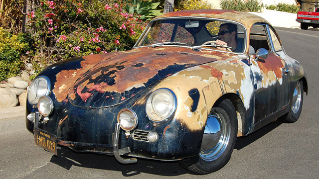 Dreams of ratty Porsches don't come cheap with this original 1956 356A coupe