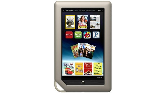 Click here to read B&N Will Nook Tablet Owners More Freedom Over Their Storage Space