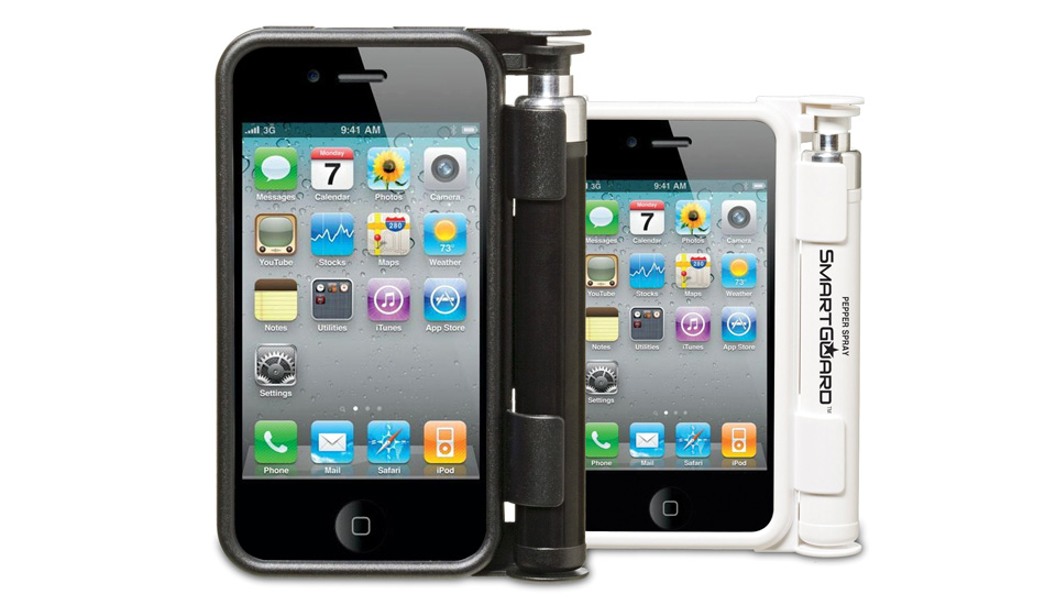 Click here to read Pepper Spray iPhone Case Takes Personal Safety a Bit Too Far