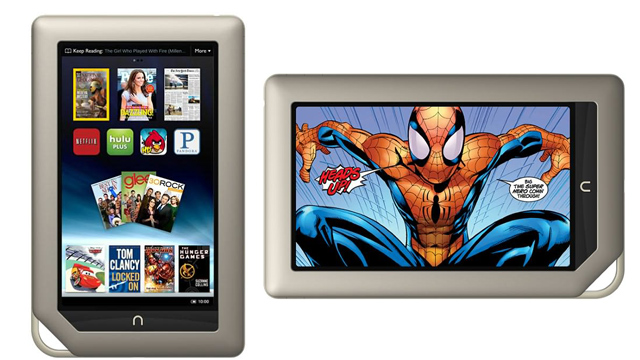 Click here to read New 8 GB Nook Brings $199 Price, Same Basic Features as the 16 GB Model