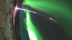 Why Are Scientists Firing Rockets Against Auroras?