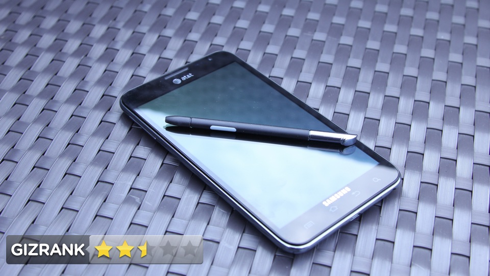 Click here to read Samsung Galaxy Note Lightning Review: Wait, Who Ordered This?