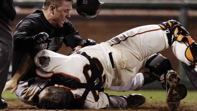 It Looks Like MLB Will Be Eliminating Home Plate Collisions