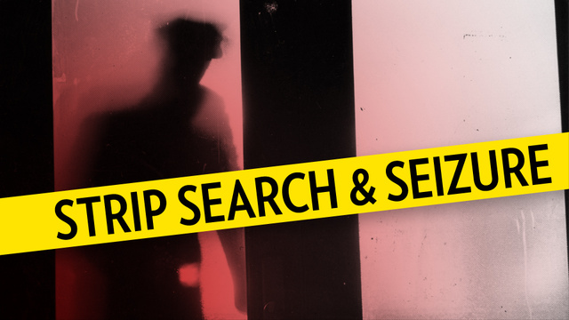 The NYPD Has a Strip Search Problem