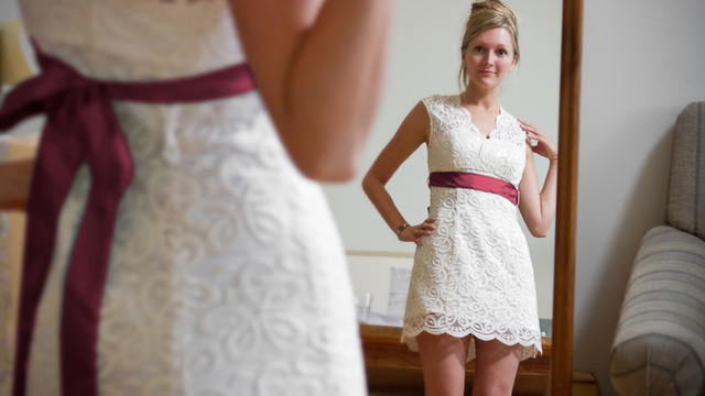 Finally, a Dress Just for Eloping