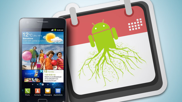 How to Root the Samsung Galaxy S II