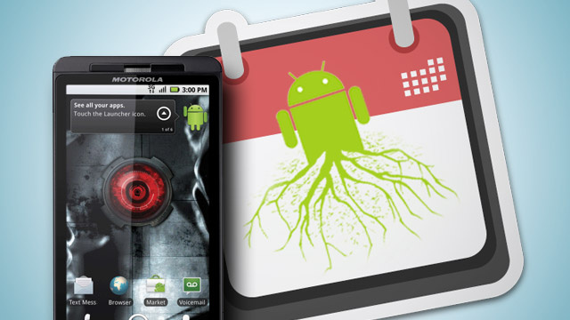 How to Root the Motorola Droid X