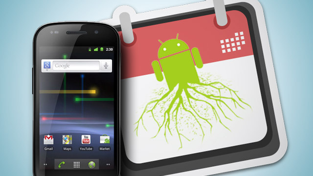 How to Root the Samsung Nexus S