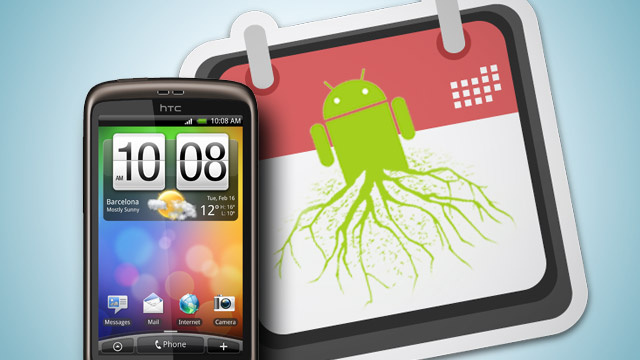 How to Root the HTC Desire