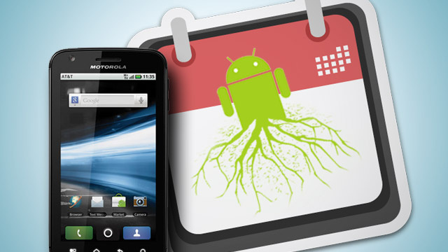 How to Root the Motorola Atrix 4G