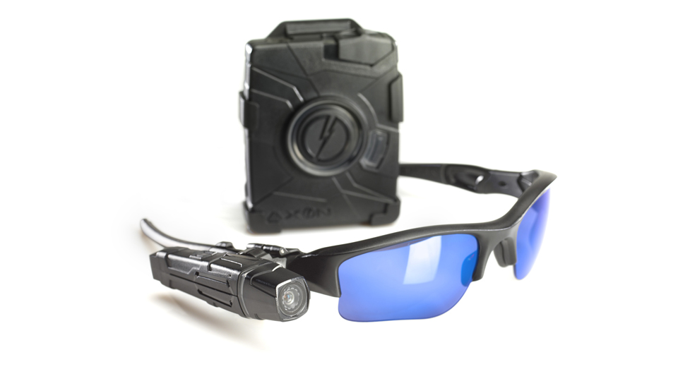 Click here to read Taser's New Camera Turns Every Cop Into Robocop