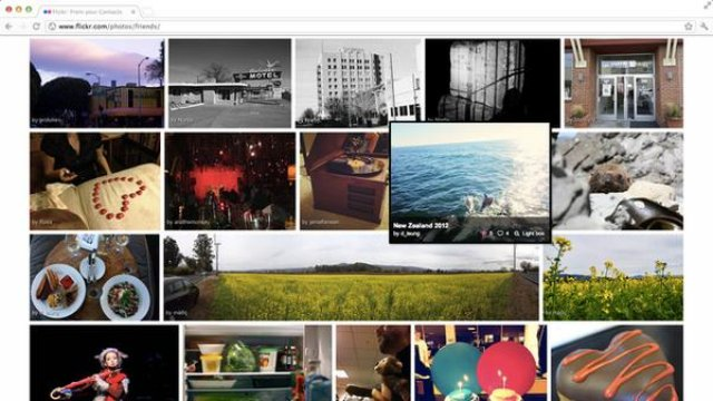Click here to read Flickr's Getting a Facelift on February 28th