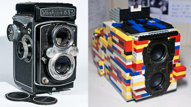 Click here to read How One Man Made a Double-Lens Camera Out of LEGO and Old Binoculars