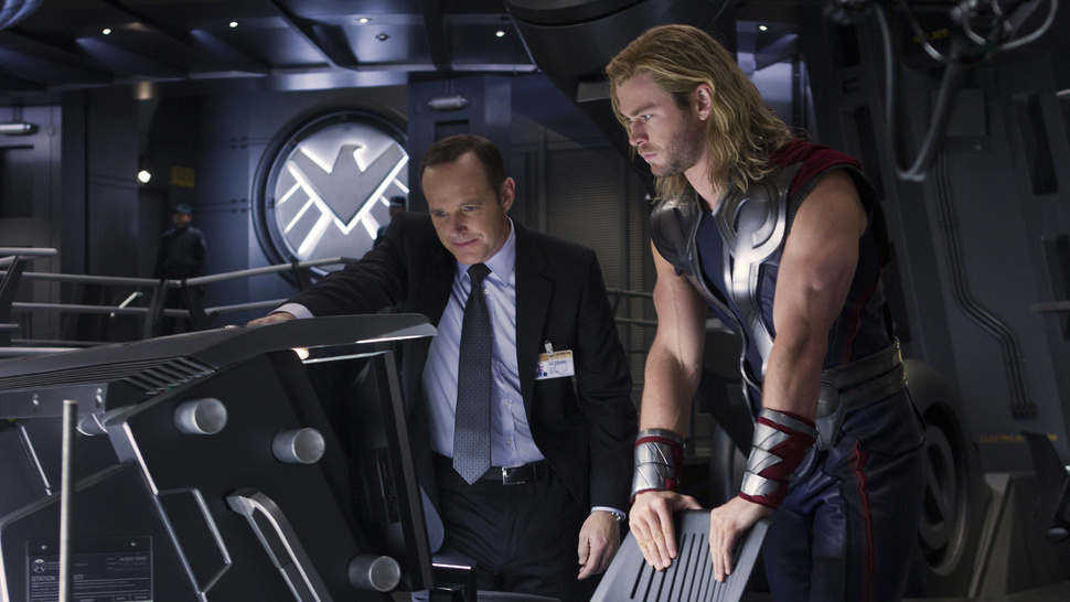High-Res <em>Avengers</em> Stills