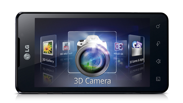 Another Way to Get a Headache: The LG Optimus 3D Max