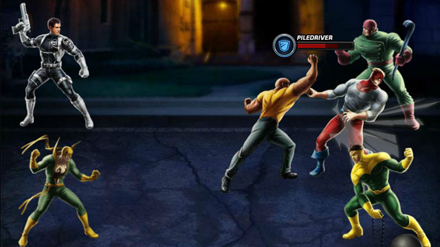 Marvel: Avengers Alliance Lets You Assemble Your Own Oddball Avengers Team on Facebook