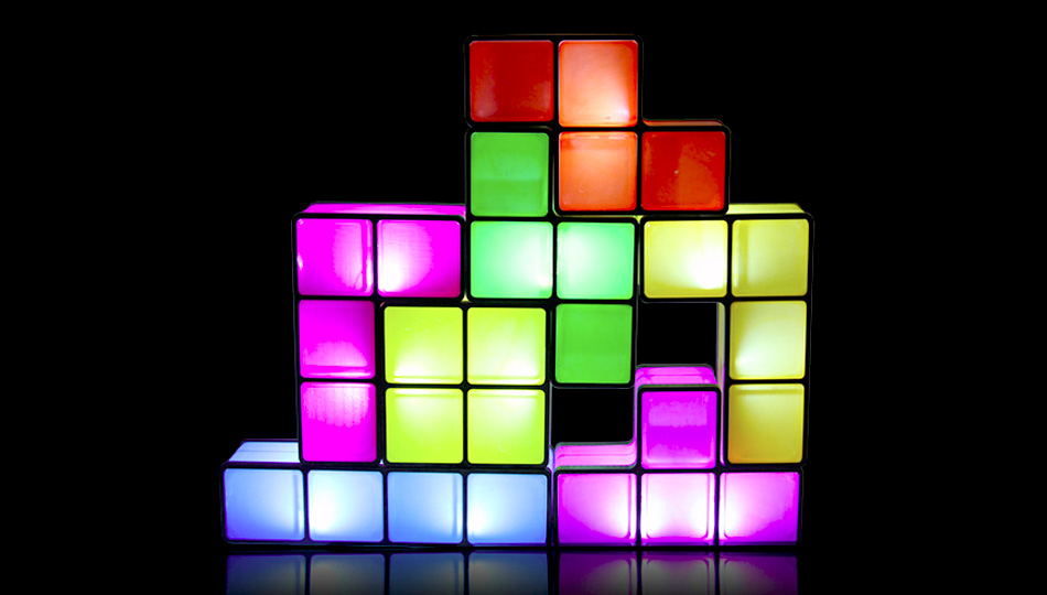 Click here to read Tetris Lamp Lights Up When Stacked Instead of Disappearing