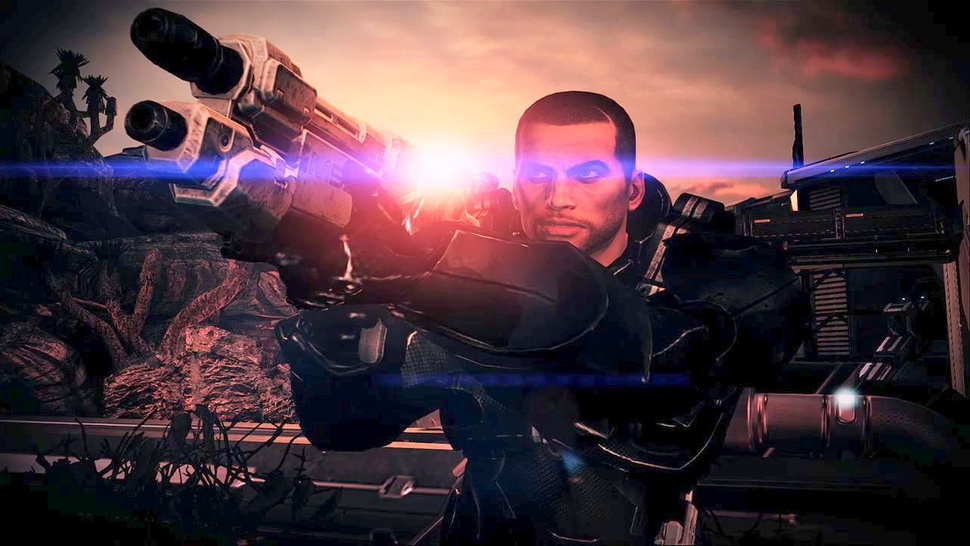 This Man Has Played Through <em>Mass Effect 3</em>, And He Likes It A Lot