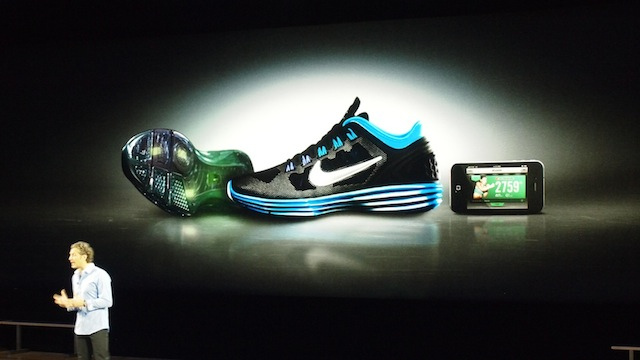 Click here to read The New Nike+ Is a Futuristic Sensor That Brings the Power of Nike's Research Labs to Your Shoes