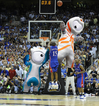 A Roundup Of London Olympic Mascot Photoshop Fun (UPDATES!)