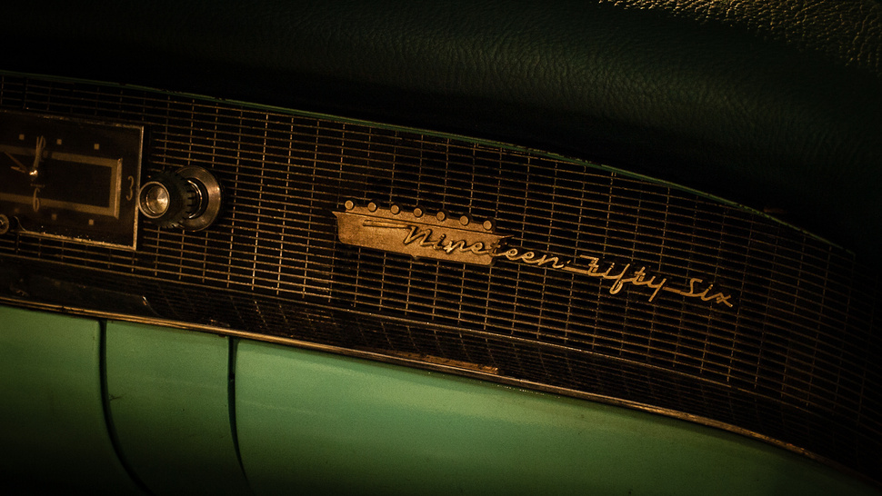 Your Ridiculously Cool 1956 Cadillac DeVille Wallpaper Is Here