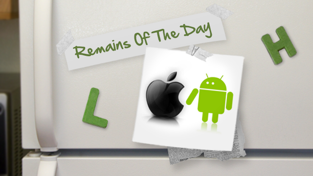 Click here to read Remains of the Day: Mobile App Markets Agree to New Privacy Standards