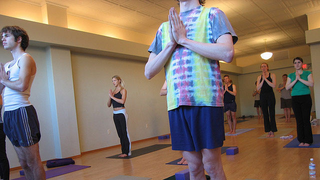 Skip the Gym Membership Fee by Bartering for Free Classes or Doing Free Video Fitness Classes