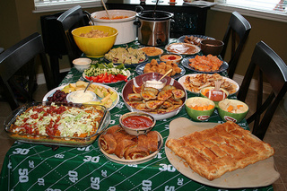 Throw Together a Last-Minute Super Bowl Party
