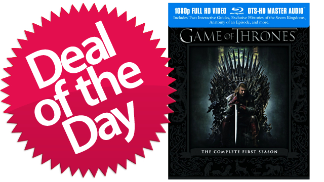 Click here to read Game of Thrones: Season 1 Is Your I-PROMISE-I-Will-Not-Post-Spoilers Deal of the Day