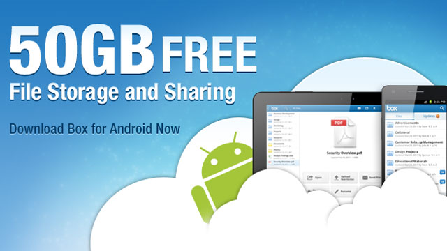 Click here to read Grab 50GB of Free Storage for Life on Box by Using the Android App