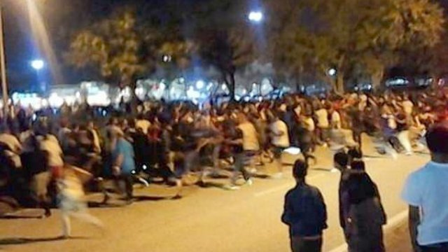 Florida Mall Crowd Riots Over Glow-In-The-Dark Nikes