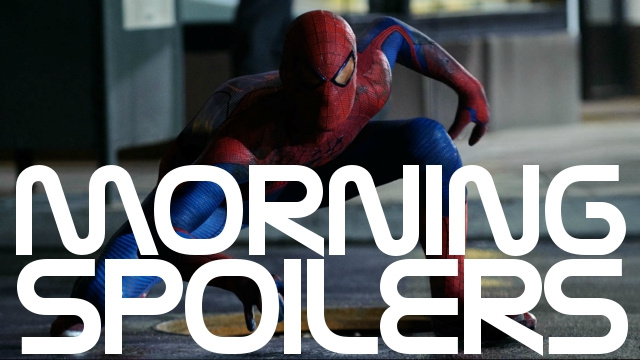 A returning Captain America character is confirmed. And has a major villain in Amazing Spider-Man 2 just been revealed?