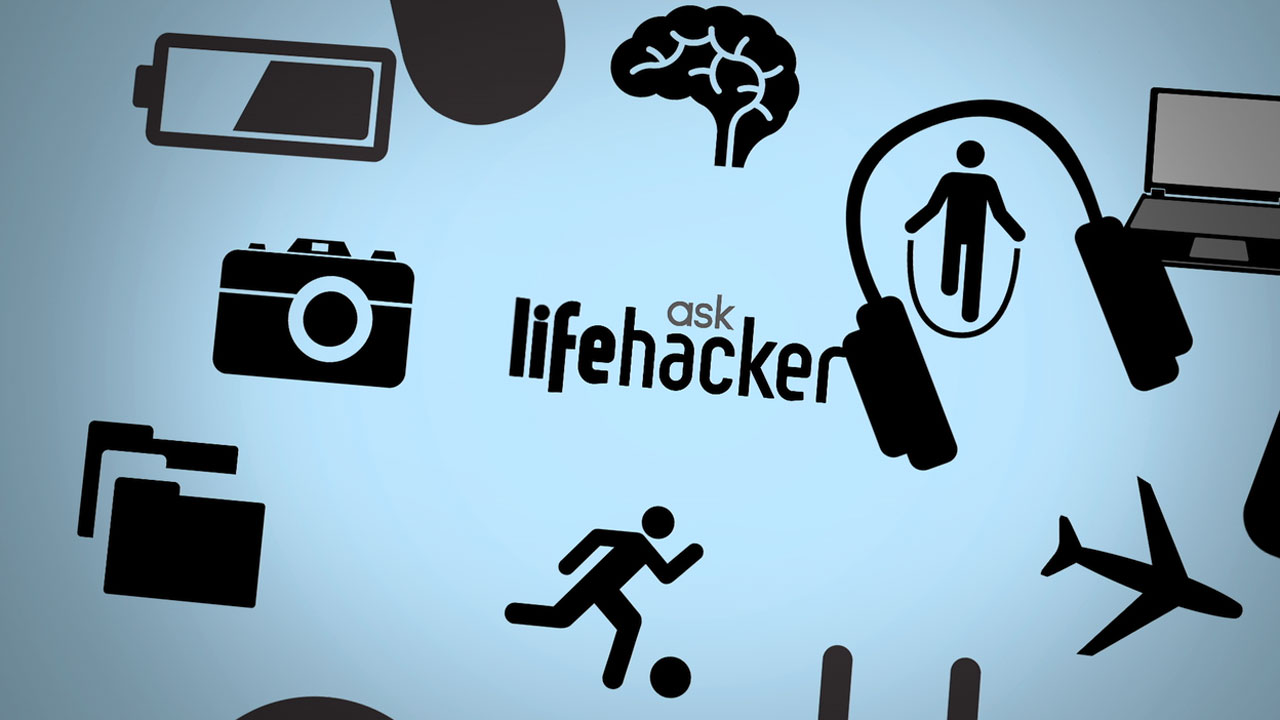 Click here to read The Ask Lifehacker Podcast: Watch (or Listen to) Our First Episode