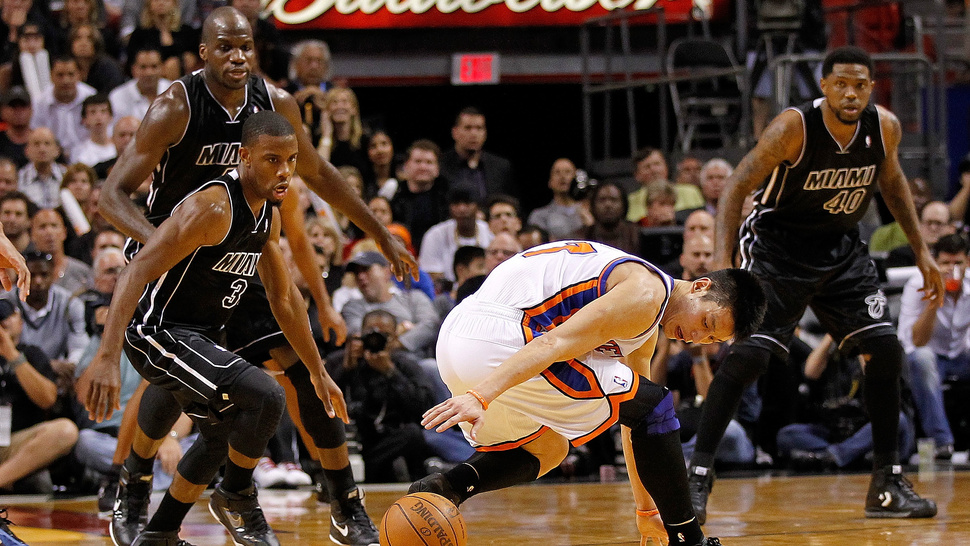 The Heat Didn't Contain Jeremy Lin; They Smothered Him