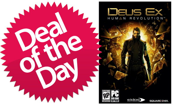 Click here to read Deus Ex: Human Revolution PC Download Is Your What-Does-It-Mean-To-Be-Human Deal of the Day