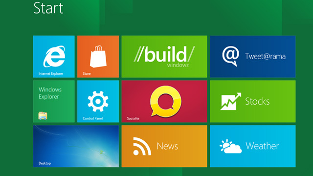 More flexible new features in Windows 9 OS launched
