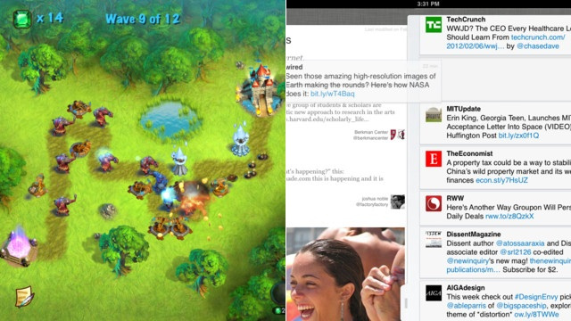Defend Towers from Trolls, Put Windows on Your iPad and More