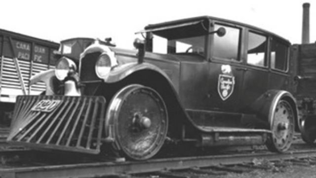 Click here to read These Modified Cars Ferried Rail Crews in Style