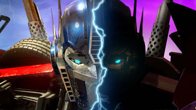 Optimus Prime joins the Decepticons and Zombie Nightsisters fight Grievous on Clone Wars