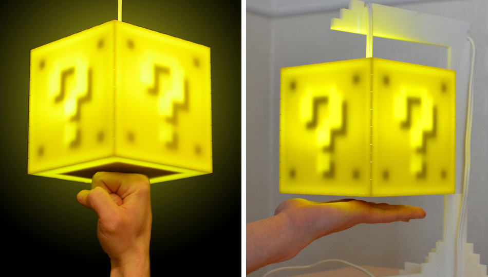 Click here to read Touch Sensitive Coin Block Lamp Will Eventually Pay For Itself, Right?