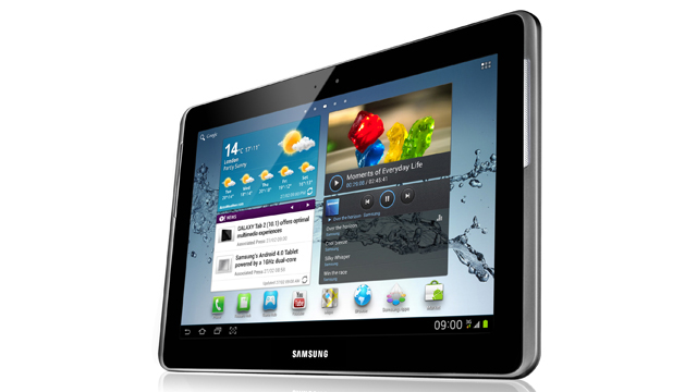 "Click here to read Samsung's Galaxy Tab 2 Now Comes In an ""Exciting"" 10.1-Inch Flavour, But Is Fatter and Heavier Than the Original"