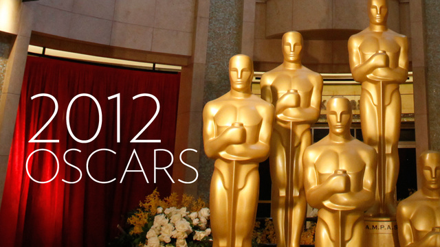 Your Complete List of 2012 Oscar Winners