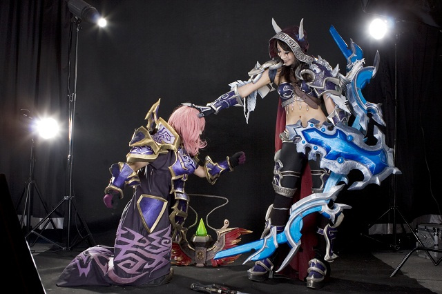 How One Photographer Conquered Chinese Cosplay