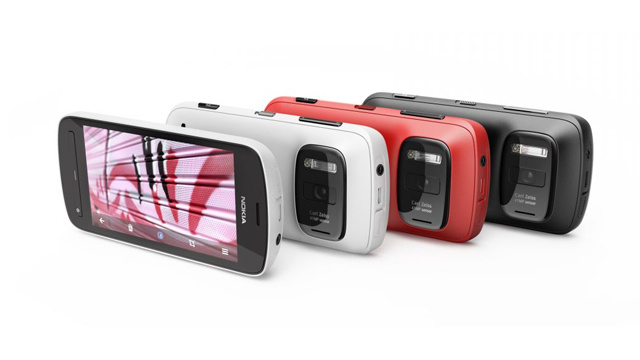 Nokia 808 Pure View Phone Has a 41-Megapixel Camera. FORTY-ONE ACTUAL MEGAPIXELS.