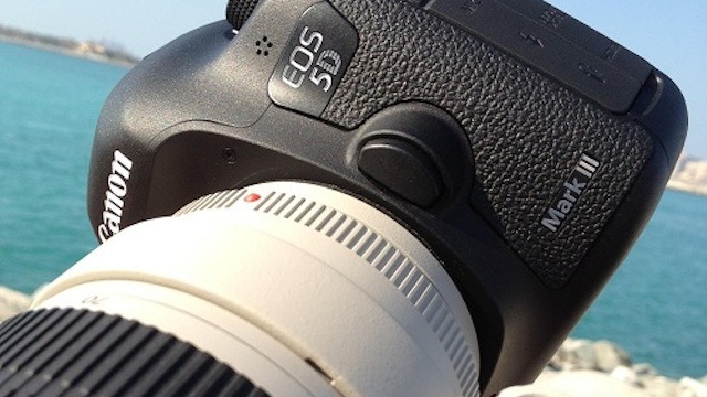 Click here to read Is This the Face of the Canon 5D Mark III?