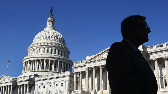 Report Confirms Congress a Bunch of Old White Dudes