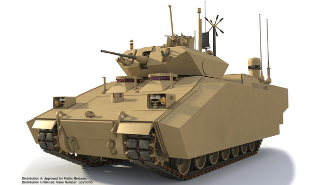 Army's New Hybrid Tank Targets Our Enemies and Soaring Oil Prices