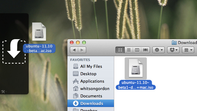 Yoink Acts as a Middleman for Dragged and Dropped Files, Is a Life Saver on Small Screens