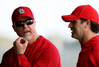 "Mark McGwire Thinks He Has The Numbers For The Hall Of Fame, But ""Obviously Something Happened"""
