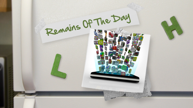 Click here to read Remains of the Day: The W3C Group That Hopes to Change the Mobile Web